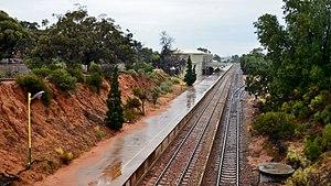 Port Augusta - Image: Port Augusta railway station, 2017 (06)