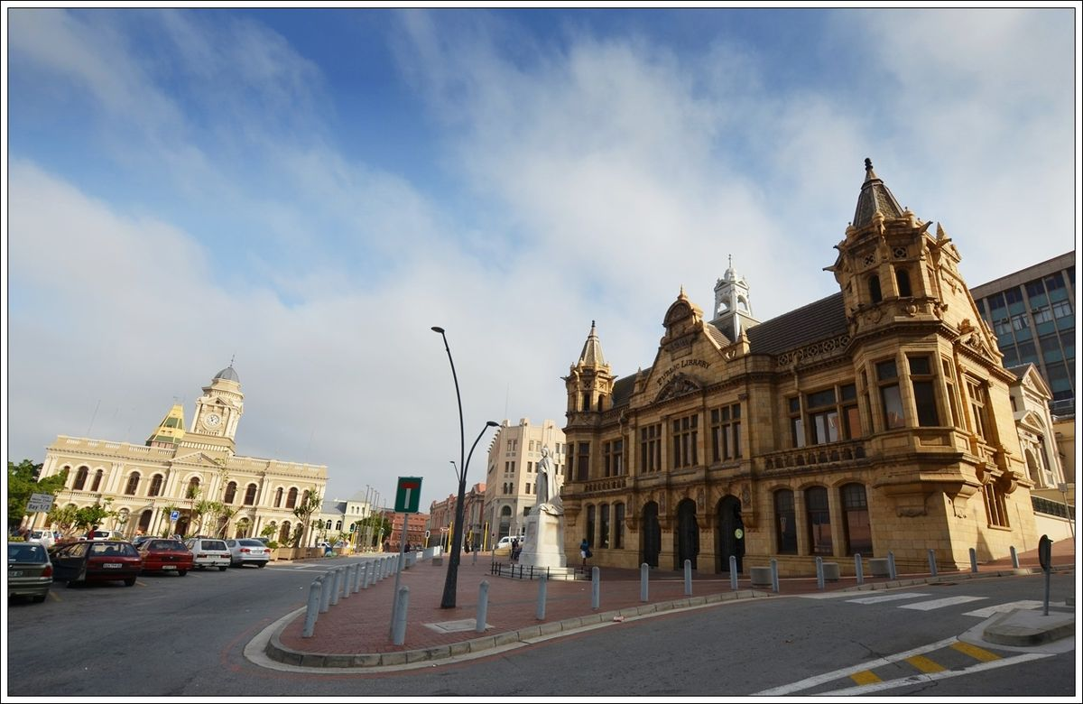 port elizabeth chat sites In the spirit of heritage month in south africa i grabbed my camera and explored some of the most famous heritage sites in port elizabeth south african.