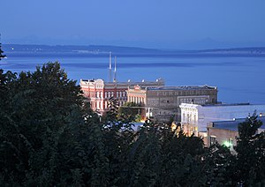 English: Downtown Port Townsend, Washington, U...