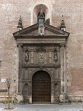 Portada de la Iglesia de la Anunciación, Sevilla.jpg