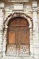 Porte de l'église à Bédarrides b.JPG