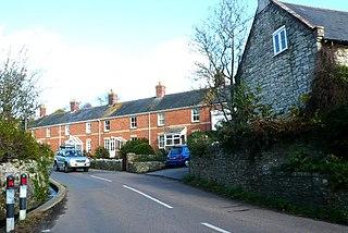 Portesham Human settlement in England