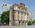 Portigusfragment, Anhalter Bahnhof, Berlin, West view 20130618 1.jpg