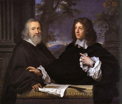 Portrait of François Le Vau with his father – Cojannot 2012 p216