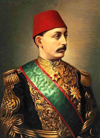 Murad V - Image: Portrait of Murad V