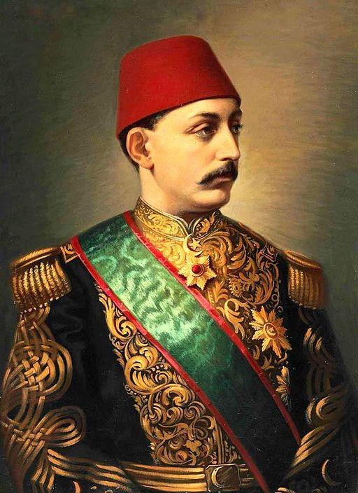 Portrait of Murad V