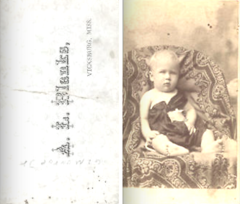 Portrait of baby by A L Blanks of Vicksburg Mississippi.png