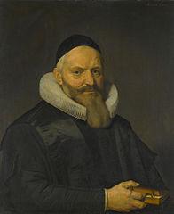 Portrait of Anthony de Wale (1573-1639)