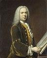 Portret van een man, vermoedelijk Cornelis Troost (1696-1750). Schilder Rijksmuseum SK-A-770.jpeg