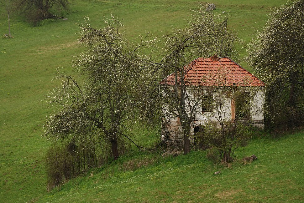 Povlen - Zapadna Srbija - Kneževo polje - Stari katun