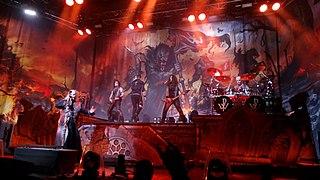 Powerwolf German power metal band