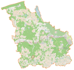 Biuro Nieruchomości Wejherowo, Mapa lokalizacyjna powiatu wejherowskiego