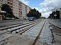 Praha, Petřiny, rekonstrukce trati, 035.jpg