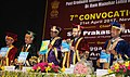 Prakash Javadekar releasing the publication at the 7th convocation ceremony of the Post Graduate Institute of Medical Education and Research (PGIMER) Dr. Ram Manohar Lohia Hospital, in New Delhi.jpg