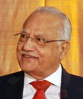 Prathap C. Reddy Indian businessman