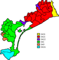 Prefissi provincia Venezia.PNG