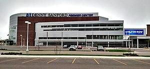 Denny Sanford Premier Center - The Premier Center (Southeast view)
