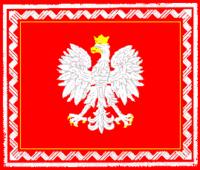 Flag of the President of Poland