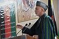 President Hamid Karzai attends National Military Academy graduation (4442390383).jpg