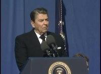 File:President Reagan's Remarks at the Vietnam Veterans Memorial on November 11, 1988.webm
