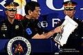 President Rodrigo Duterte in Butuan City 1.jpg