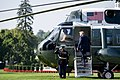 President Trump Departs for Williamsburg, Virginia (48414450627).jpg