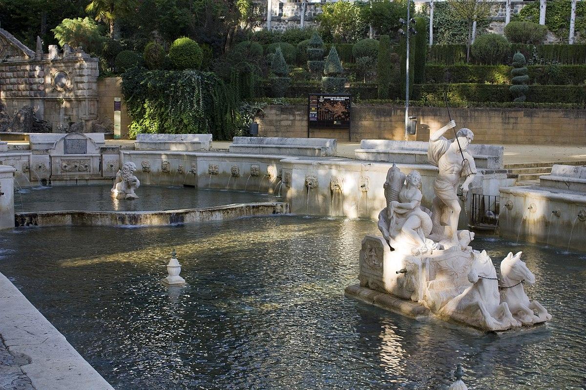 Fuente del rey priego de c rdoba wikipedia la for Hotel rio piscina priego de cordoba
