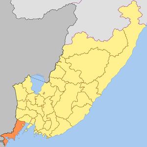 Khasansky District