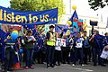 Pro-EU rally, Birmingham, England, during the Conservative Party conference 04.jpg