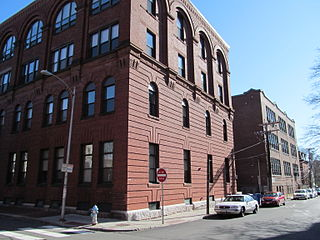 Prospect Hill Academy Charter School school in Cambridge, Massachusetts, United States of America