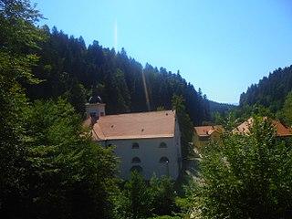 Puščava, Lovrenc na Pohorju Place in Styria, Slovenia
