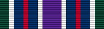 Public Health Service Bicentennial Unit Commendation Award ribbon