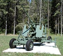 Bofors 40 mm - Wikipedia, the free encyclopedia