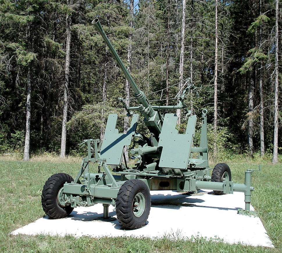QF 40mm Mk1 CFB Borden 1