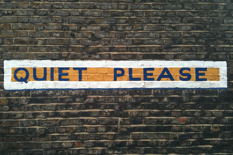 File:QUIET PLEASE (4976399329).jpg