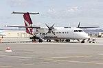 QantasLink (VH-SBG) de Havilland Canada DHC-8-315Q at Wagga Wagga Airport.jpg