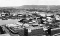 Queensland State Archives 167 Brisbane looking west from the Brisbane City Hall clock tower towards the William Jolly Bridge Taylor Range and Mount Coottha c 1932.png