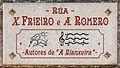 Rúa X. Frieiro e A Romero. Autores da Rianxeira. Rianxo. Galiza-2.jpg