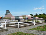 ROCAF F-5A 1124 Display at Aviation Museum Right View 20130928.jpg