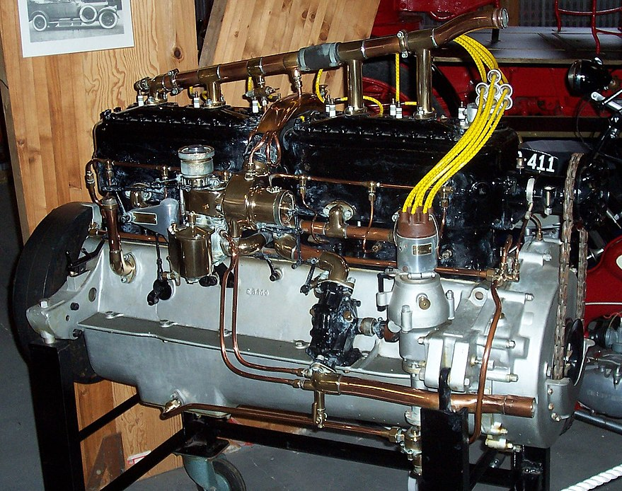 Straight-six engine - The Reader Wiki, Reader View of Wikipedia