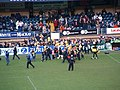 RWC welcomed to Adams Park - geograph.org.uk - 1472406.jpg