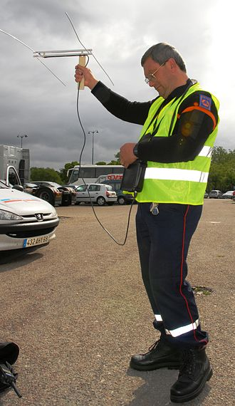 Emergency position-indicating radiobeacon station - Radiogoniométrie VHF