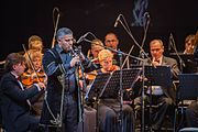 Rafael Mkrtchyan and «Boyan» orchestra at MIDF-2016.jpg