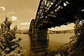 Railroad Bridge over Allegheny River, Pittsburgh PA (8899985659).jpg