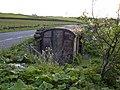 Railway Goods Van, Belthorn - geograph.org.uk - 1871415.jpg