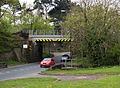Railway bridge over Ladgate Lane - geograph.org.uk - 1269244.jpg