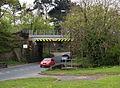 Railway bridge over Ladgate Lane - geograph.org.uk - 1269244.jpg