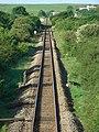 Railway line to Penally - geograph.org.uk - 470843.jpg