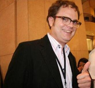 Dwight Schrute - Rainn Wilson portrays Dwight Schrute