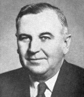 Ralph Harvey American politician